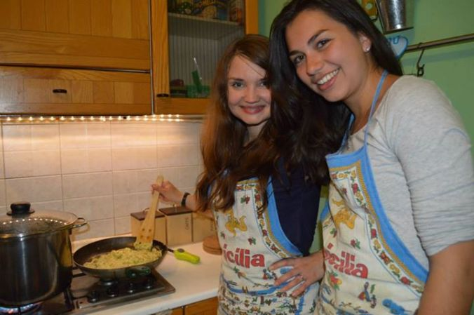 Learn Italian by cooking in Sicily