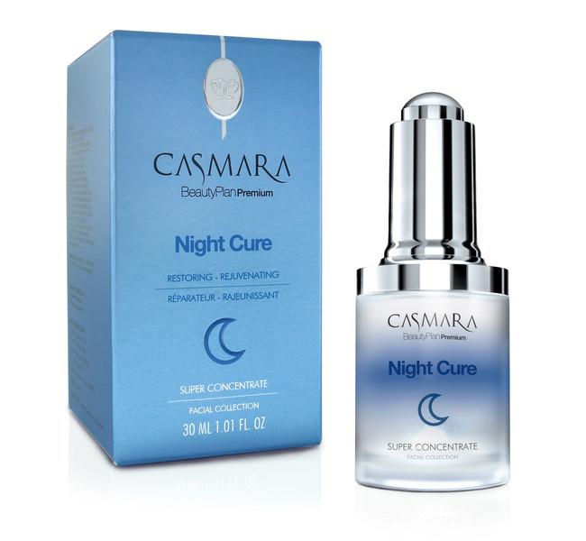Night Cure Superconcentrado de Casmara