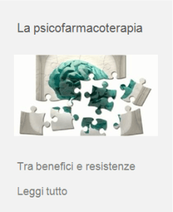 psicofarmacoterapia psicofarmaci ansiolitici antidepressivi