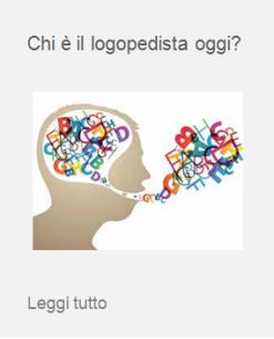 logopedia logopedista problemi linguaggio