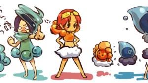 Orígenes Pokémon III: Castform