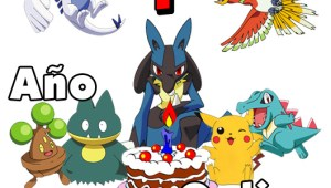 ¡Feliz Cumpleaños Centro Pokémon!