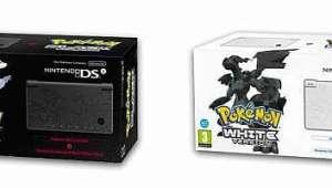 Nintendo DSi edición especial Pokémon Blanco y Pokémon Negro