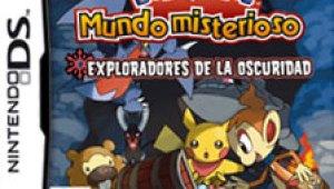 Rom de Pokémon Mundo Misterioso: Exploradores de la Oscuridad (EUR)