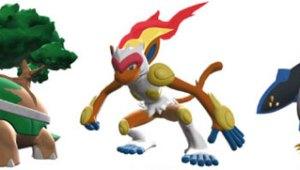 Información del Pokémon Battle Revolution