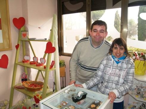 Productos artesanales San Valentín