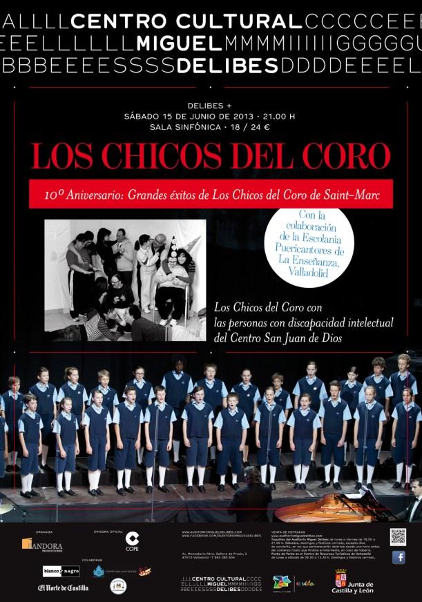Los Chicos del Coro en Valladolid