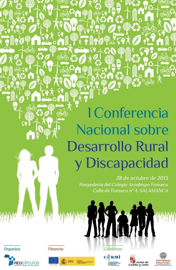I Conferencia Nacional sobre Desarrollo Rural y Discapacidad