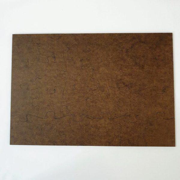 Puzzle madeira