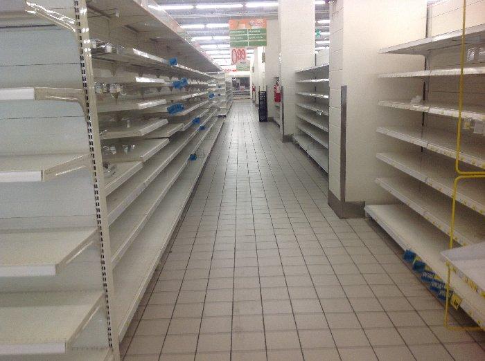 Scaffalature da Supermercato sottocosto