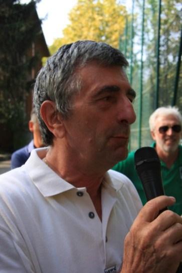 Ambrogio, presidente ASD