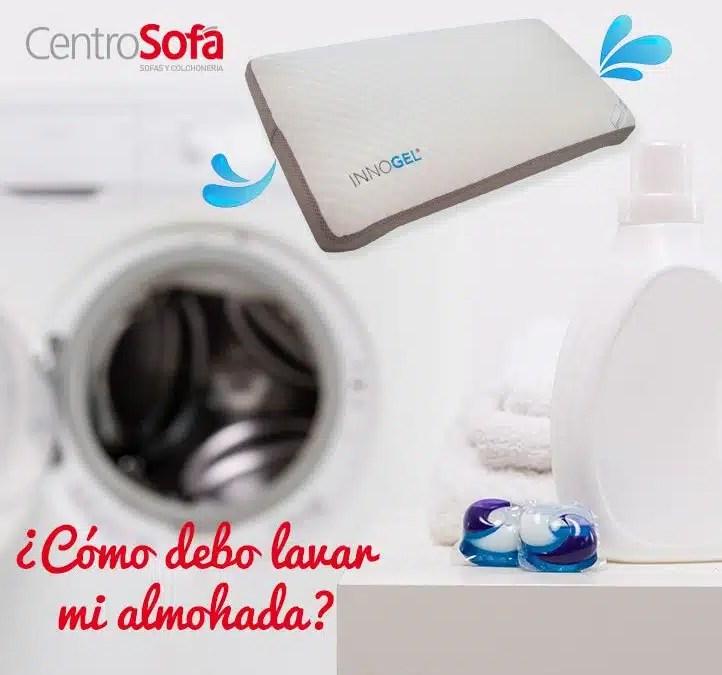 Cómo lavar tu almohada para mantenerla como el primer día- CentroSofá