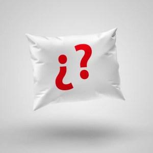 ¿Es bueno dormir sin almohada? CentroSofa