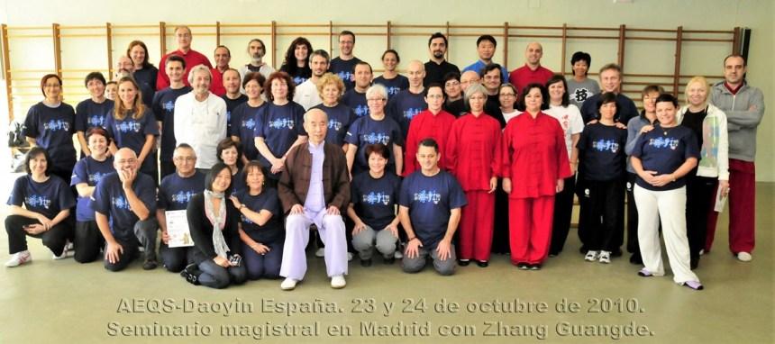 formacion-con-el-profesor-zhang-gaungde-dyysge-madrid-2010
