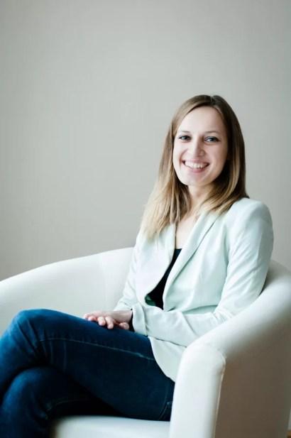 psychoterapeuta poznawczo-behawioralny, psycholog Monika Słodka