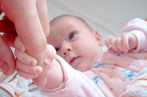 małe dziecko