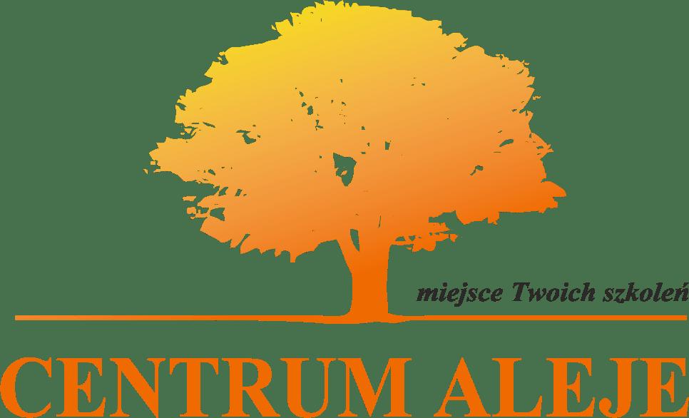 logo centrum aleje