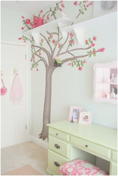 Girl S Room In Bloom Centsational Style