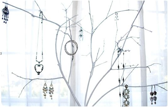 Diy Jewelry Tree Centsational Style