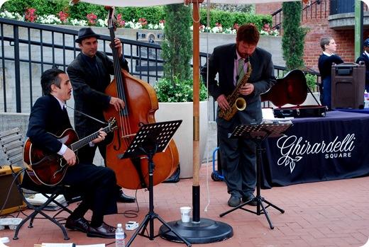 good jazz ghirardelli