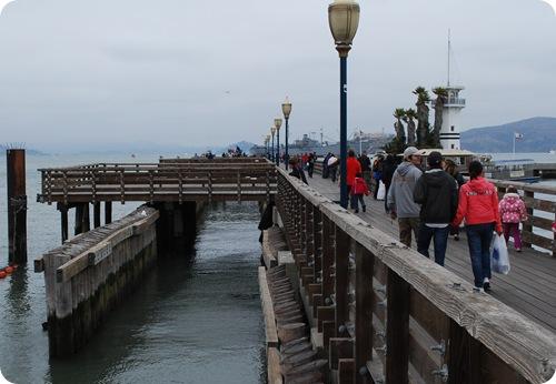 walk the pier