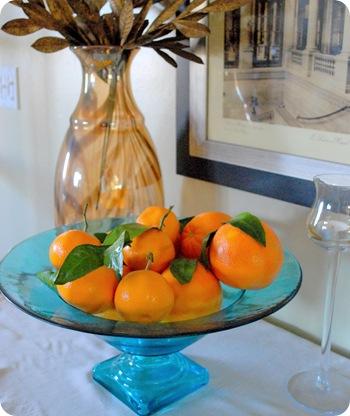 oranges and mandarins
