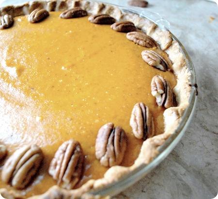 pie halfway