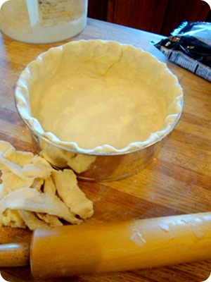sweet potato pie deep dish
