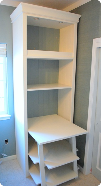 bookcase painted final