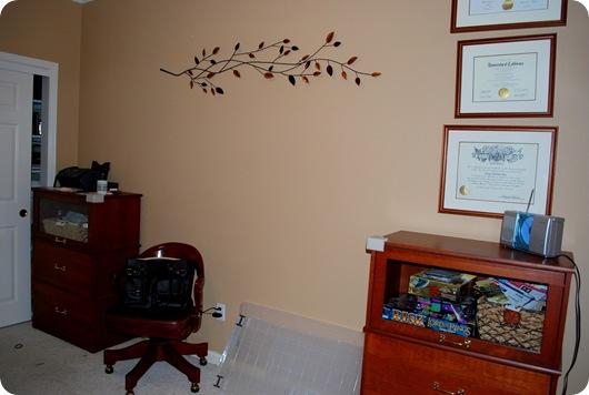 office wall copy