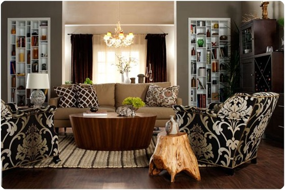 kyle living room