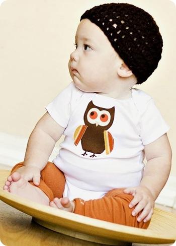 owl onesie