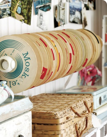 ribbon spools country living