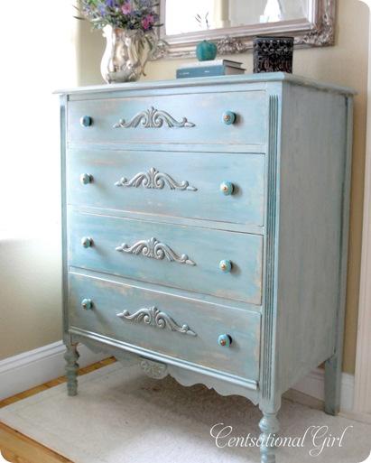 Patina Dresser