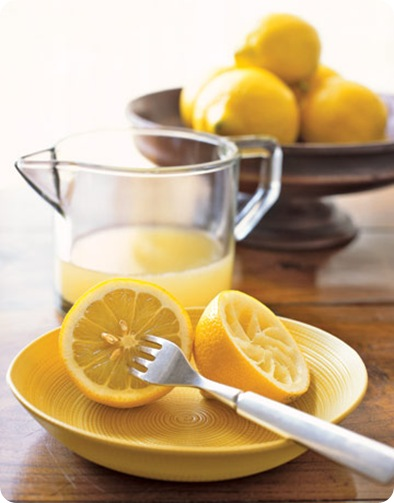 country living lemons