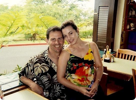 hawaiian couple