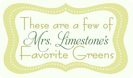 limestone greens