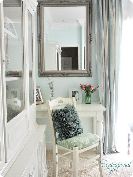 cg hutch chair mirror