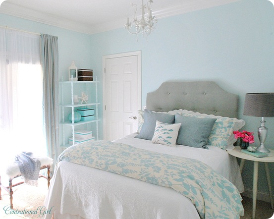 Grown Up Girl's Room | Centsational Girl on Pretty Rooms For Teenage Girl  id=31687