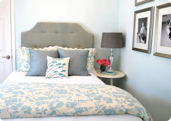 headboard and gallery