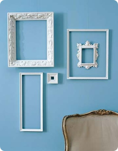 painted frames country living