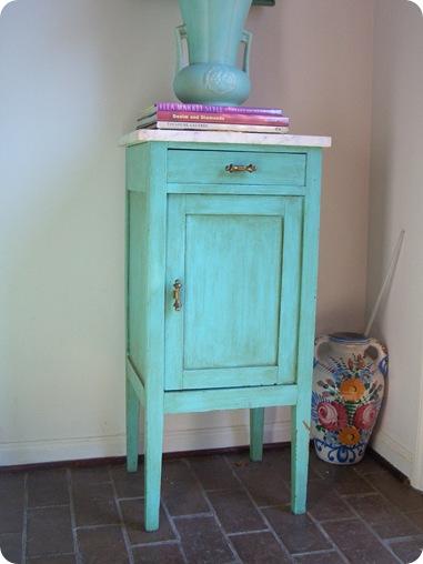 patina cabinet