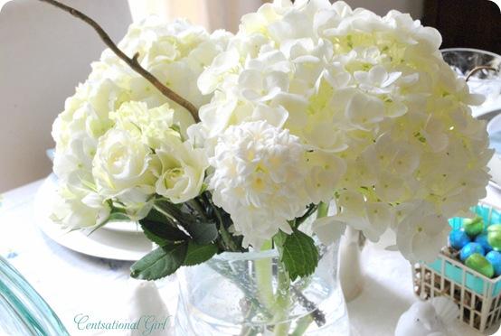 roses hydrangea hyacinth