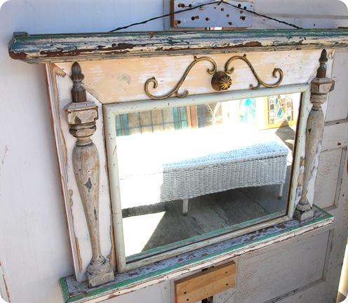 salvage mirror