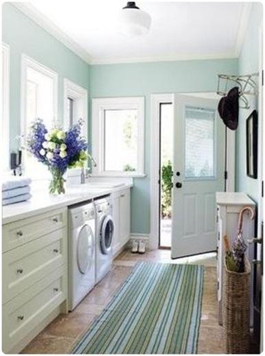laundry room via houzz