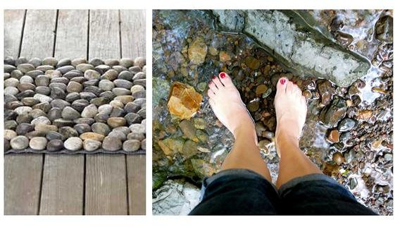 viva terra river stones duo