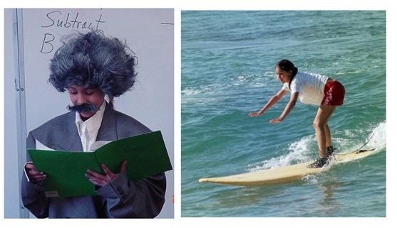 m school surfing