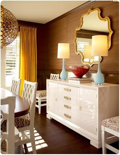 palmer weiss lacquer sideboard