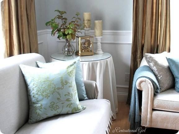 cg living room pillow