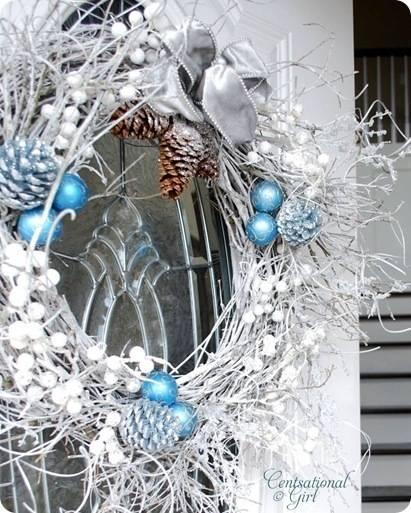 cg winter wreath